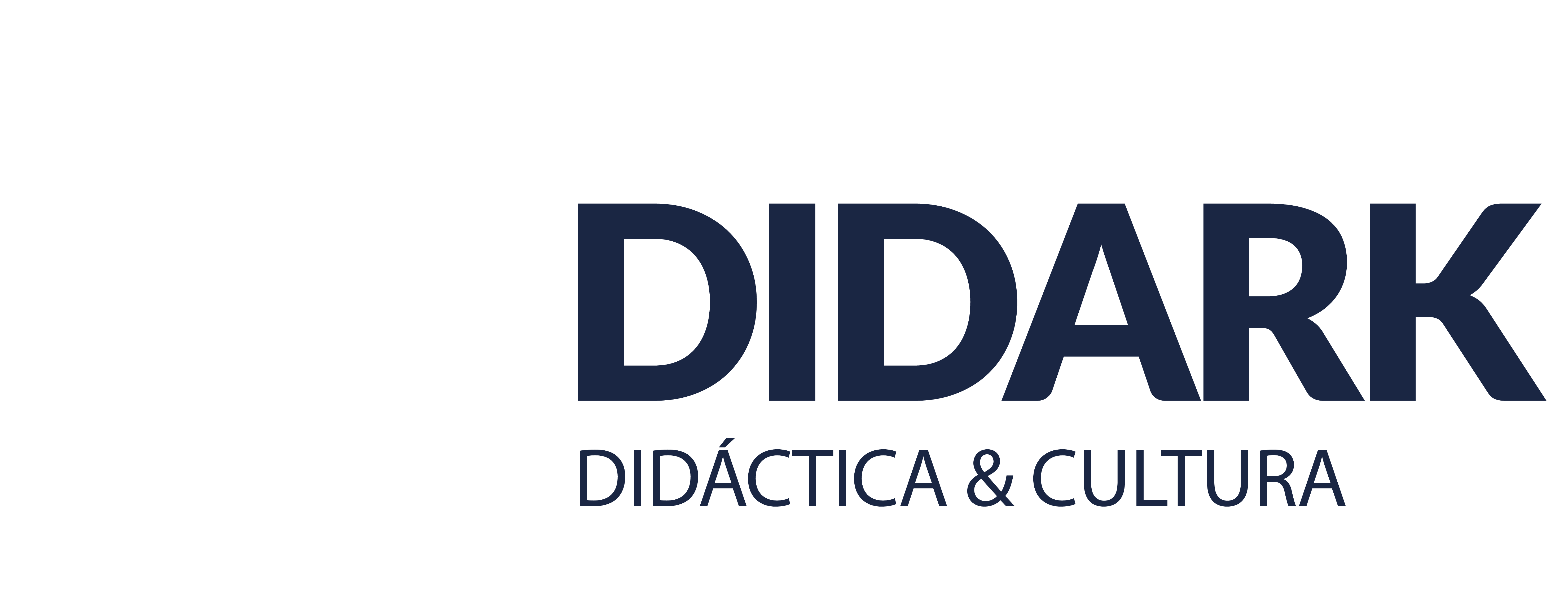 Logo blanco y azul didark