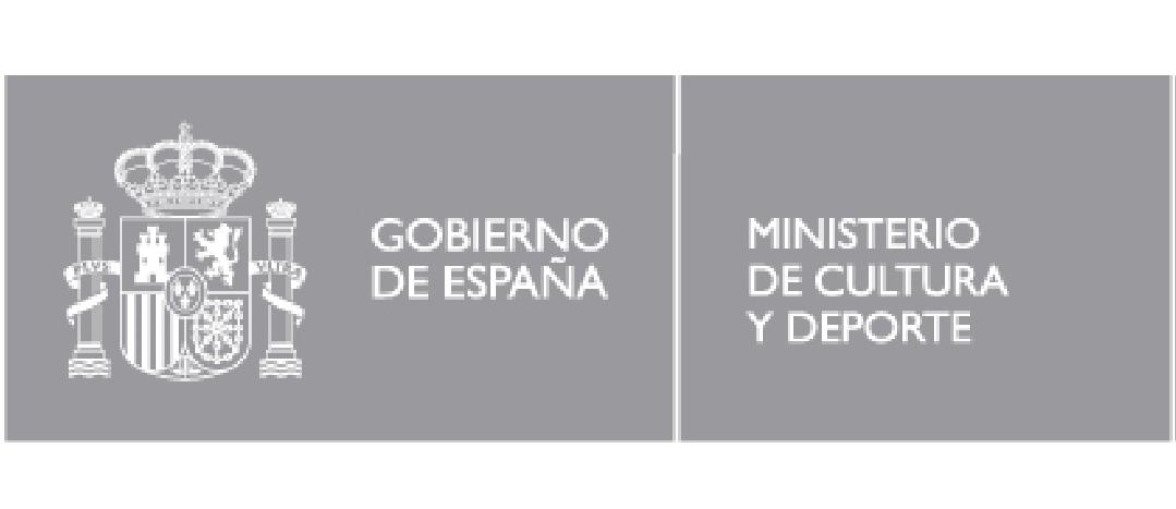 Gobierno de España Ministerio de Cultura y Deporte